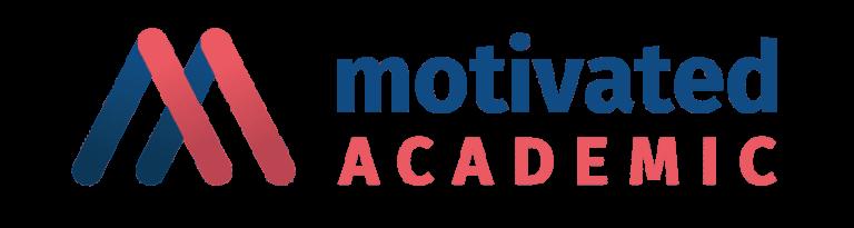 logo brand motivated academic