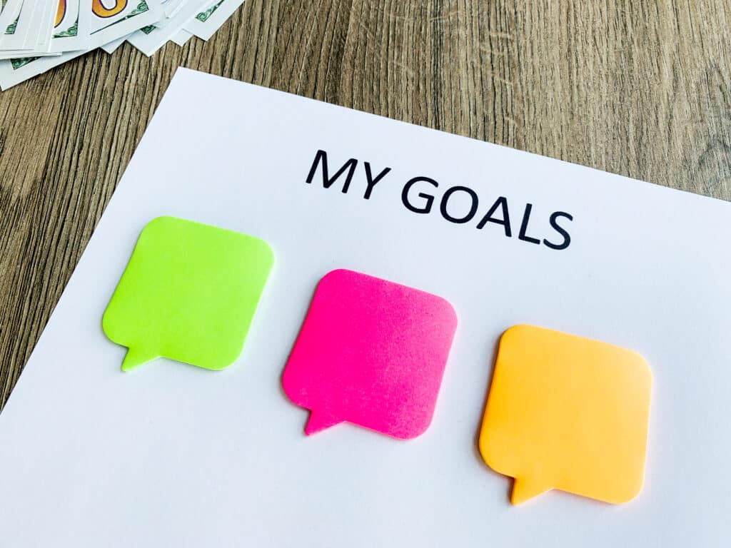 Use smart goals in your research project to keep track of your progress